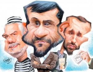 yarane_ahmadinejad
