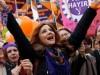 روز جهانی زنان ۲۰۱۷: راهپیمایی، کنشگری و اعتصاب