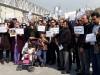 تجمع گسترده معلمان در اعتراض به مشکلات معیشتی
